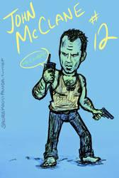 John McClane in Palette 12 by I-heart-Link
