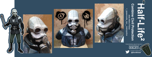 Half-Life 2 Combine Civil Protection