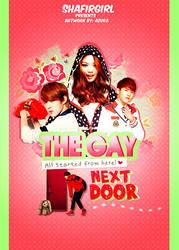 The Gay Next Door by azureveur