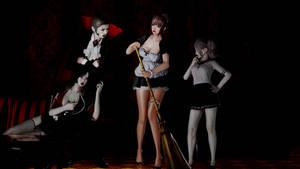 Vampire's maid 3