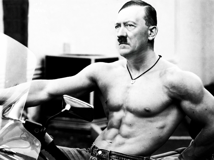 Hitler Gets A Vw For His 50th Birthday 1939 1500x1006