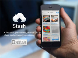 Stash - The Beautiful Sta.sh Client