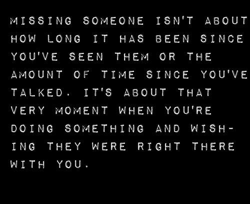 Missing Someone by HahaaCakes