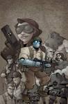 Atomic Robo Vol.2 TPB Cover