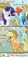 Worst Background Pony