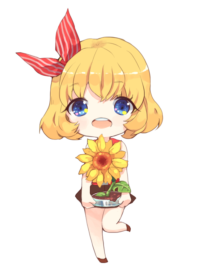 sunflower. by cherinova