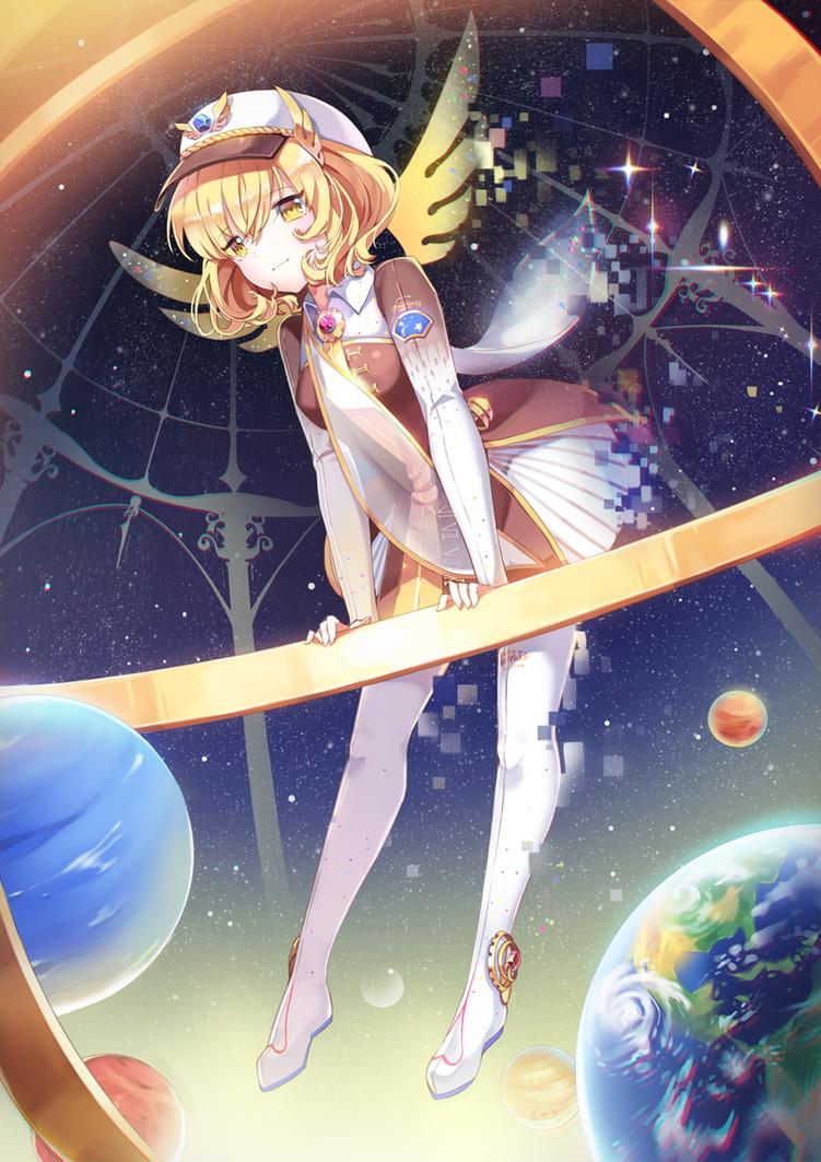 astronomy by cherinova
