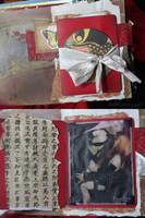 .: Monster Book. Jenova.Aki :. by Nezumi-chuu