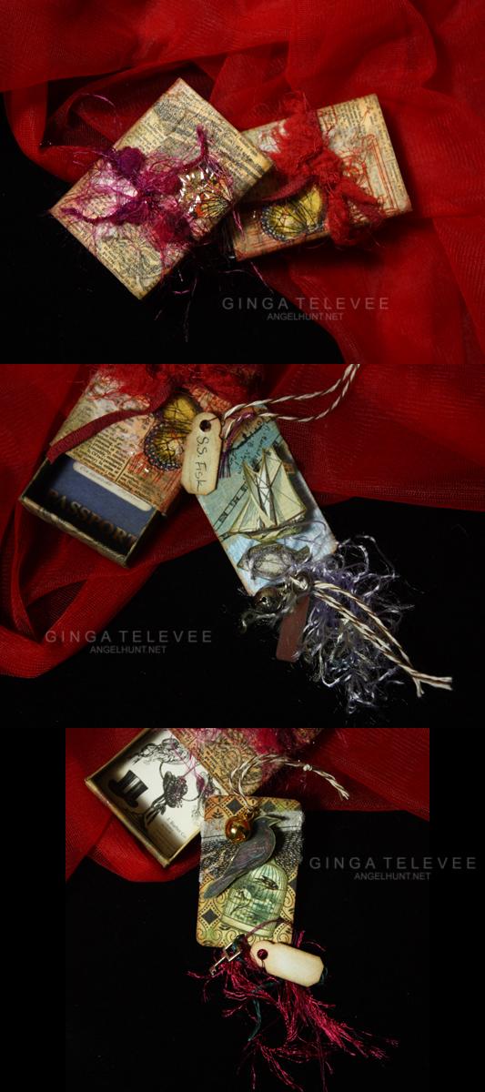 .:: Matchbox Treasures ::. by Nezumi-chuu