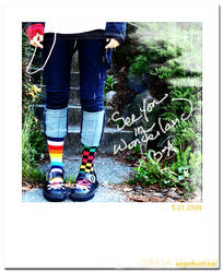 .:: In Wonderland ::. by Nezumi-chuu