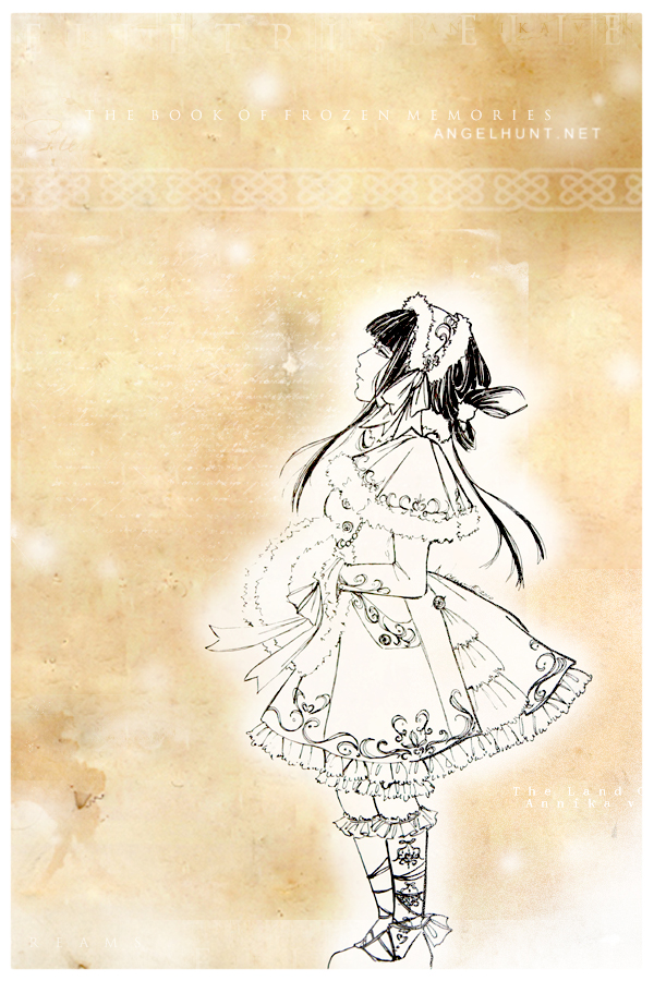 Angel Hunt : Warmed Up by Nezumi-chuu