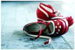 Red Shoes by Nezumi-chuu