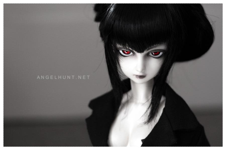 Portraits : Saiyuri by Nezumi-chuu