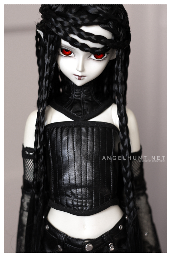 Portraits : Shura by Nezumi-chuu