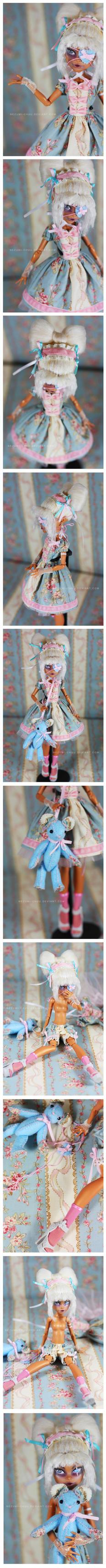 MH : Rorita Nefera Custom by Nezumi-chuu