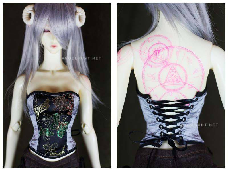 Iron Butterfly by Nezumi-chuu