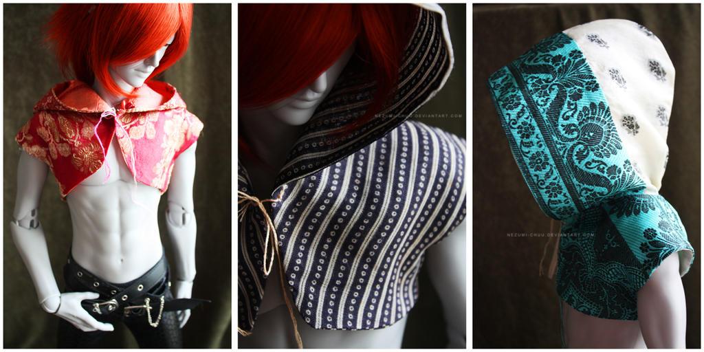 Shoppe : Vintage Boleros by Nezumi-chuu