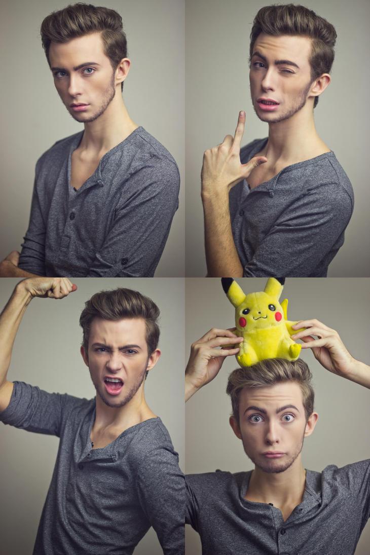 pikachu by xxTragic