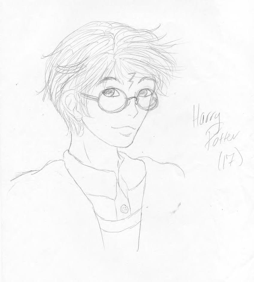 harry potter by Brangienne