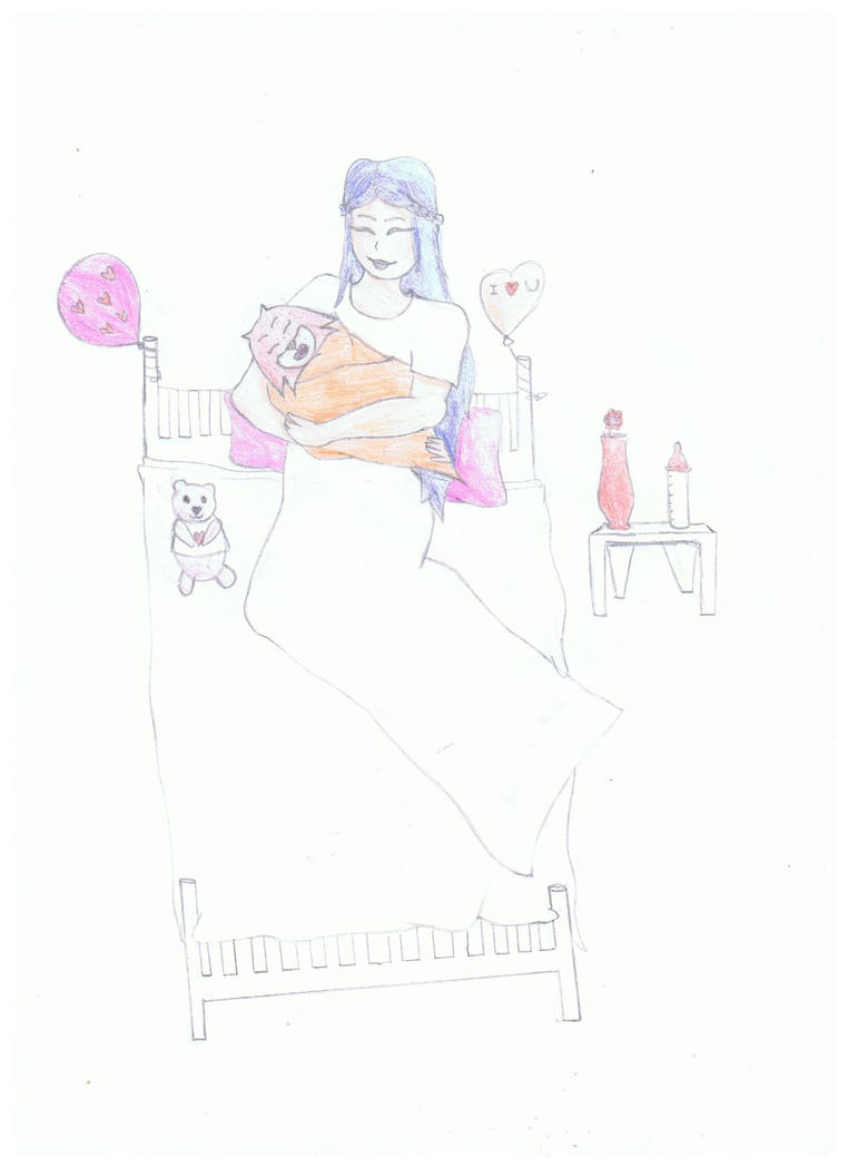 Sorpresa para Loonaticslover95 by Aqualokk