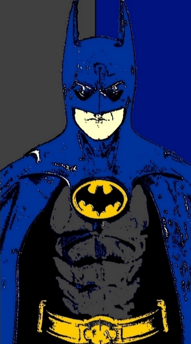 Batman pop art 2 by TheGreatDevin