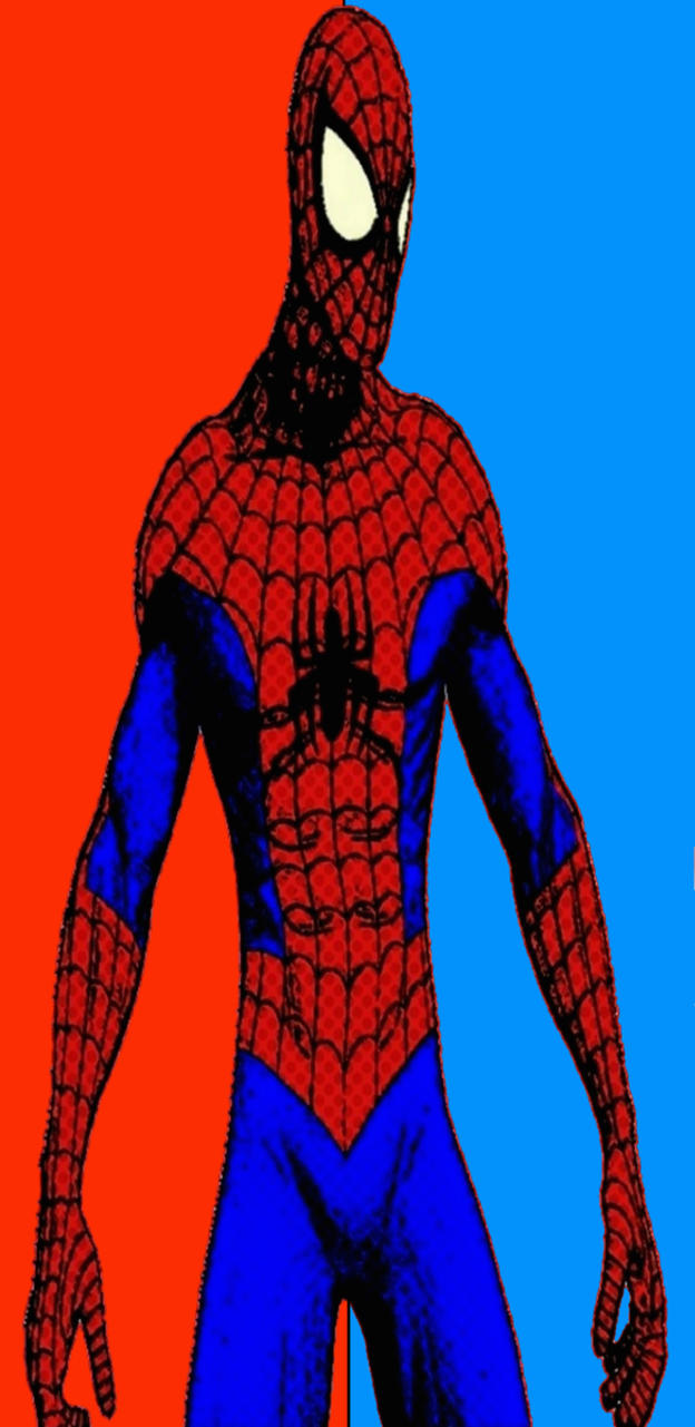 Spiderman pop art - photo#16