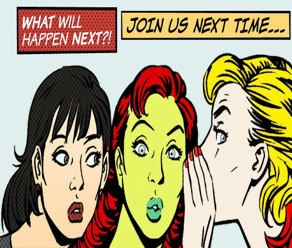 Gotham City Sirens romance comic styled by TheGreatDevin