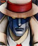 Street Fighter Q video game comic pop art 2 by TheGreatDevin