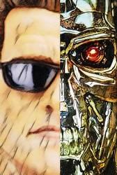 T-800: The Terminator by TheGreatDevin