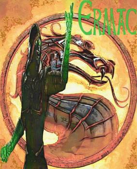 Mortal Kombat Ermac a legion of souls in one body