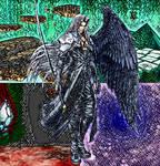 Super Smash Bros Ultimate x FF7 Sephiroth