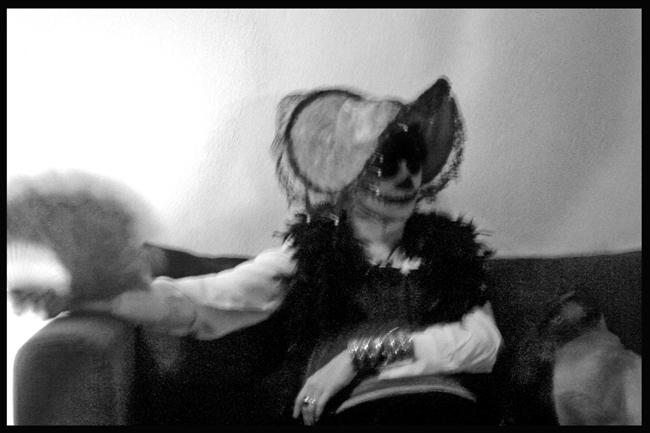 La catrina sul divano by iciaza on deviantart - Sesso sfrenato sul divano ...