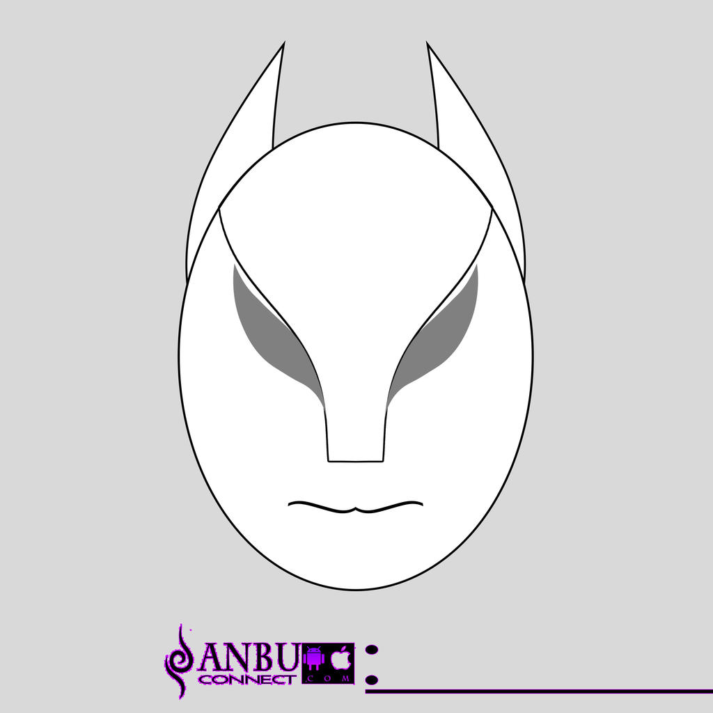 Best Anubis Mask Template Pictures >> Delighted Egyptian Mask ...