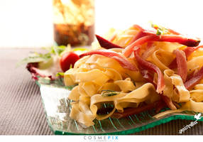 Square Pasta by Anstellos