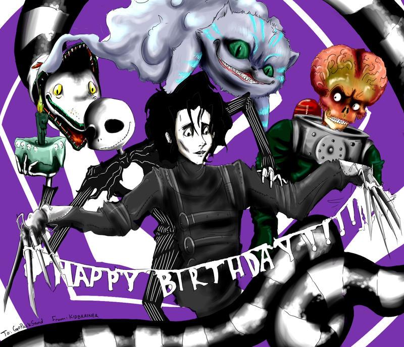 Happy Birthday :D by kidbrainer on DeviantArt