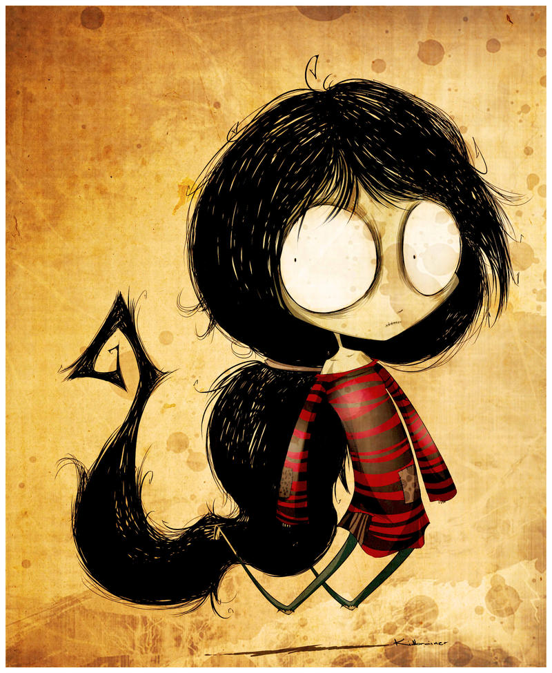 Marceline by kidbrainer