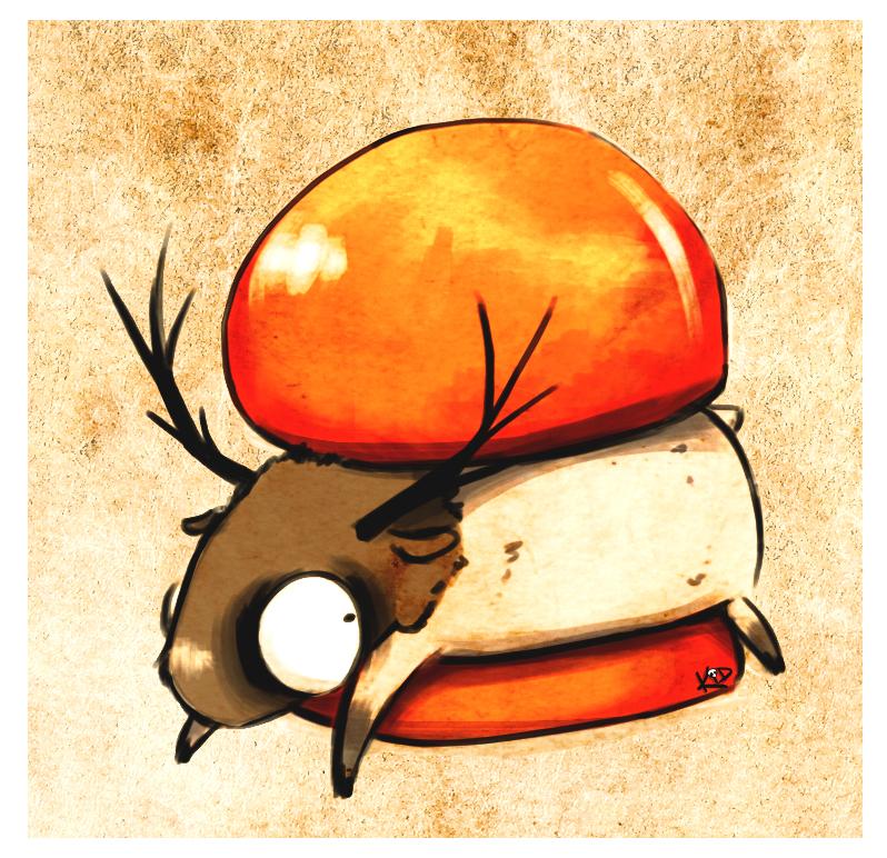 Elk Burger by kidbrainer