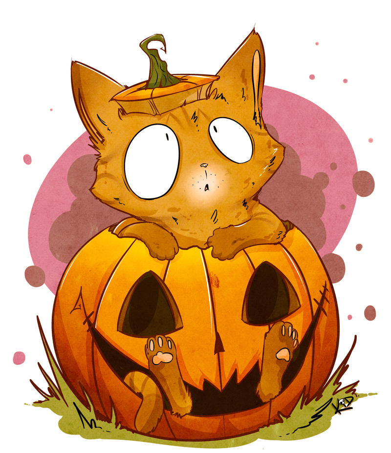 Pumpkin Willie- Commission by kidbrainer