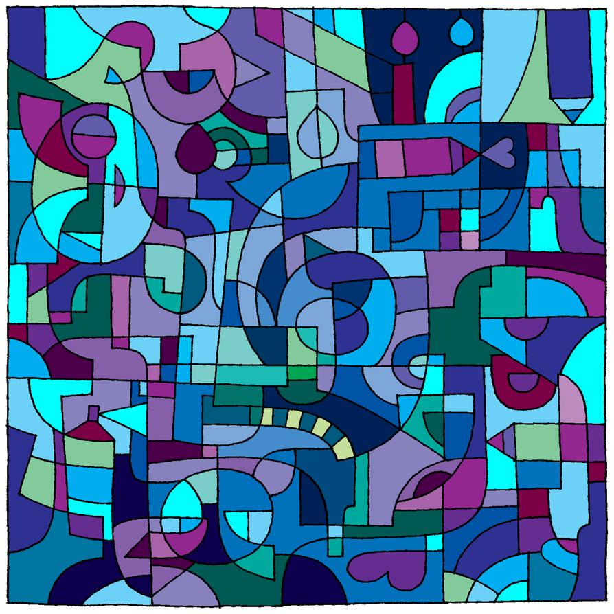 Happy 16th Birthday Art for DA by HalloDream