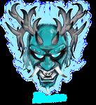 Wendigo Demon Mask