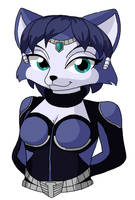 Krystal (Star Fox Assault) by MissMcCloud