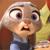 Zootopia emote - Judy Hopps #2