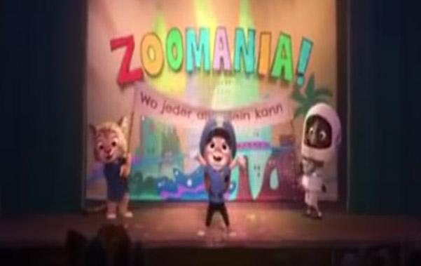 Zoomania by HyenaTig