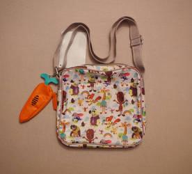 Zootopia Item: Shoulder Bag