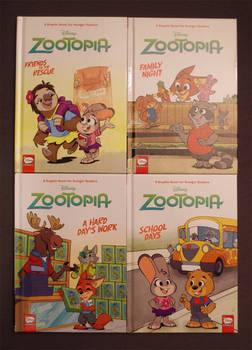 Zootopia Item: DarkHorse Books Graphic Novels