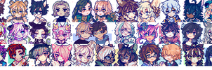 icon commission compilation