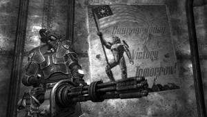 Fallout New Vegas - Enclave by Nicolas-Roland