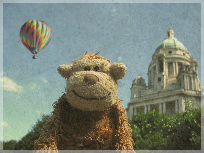 Monkey's weekend castle... by Mimi-Mushroom