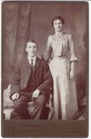 Classical couple c.1890-1900