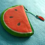 What a Melon coin purse